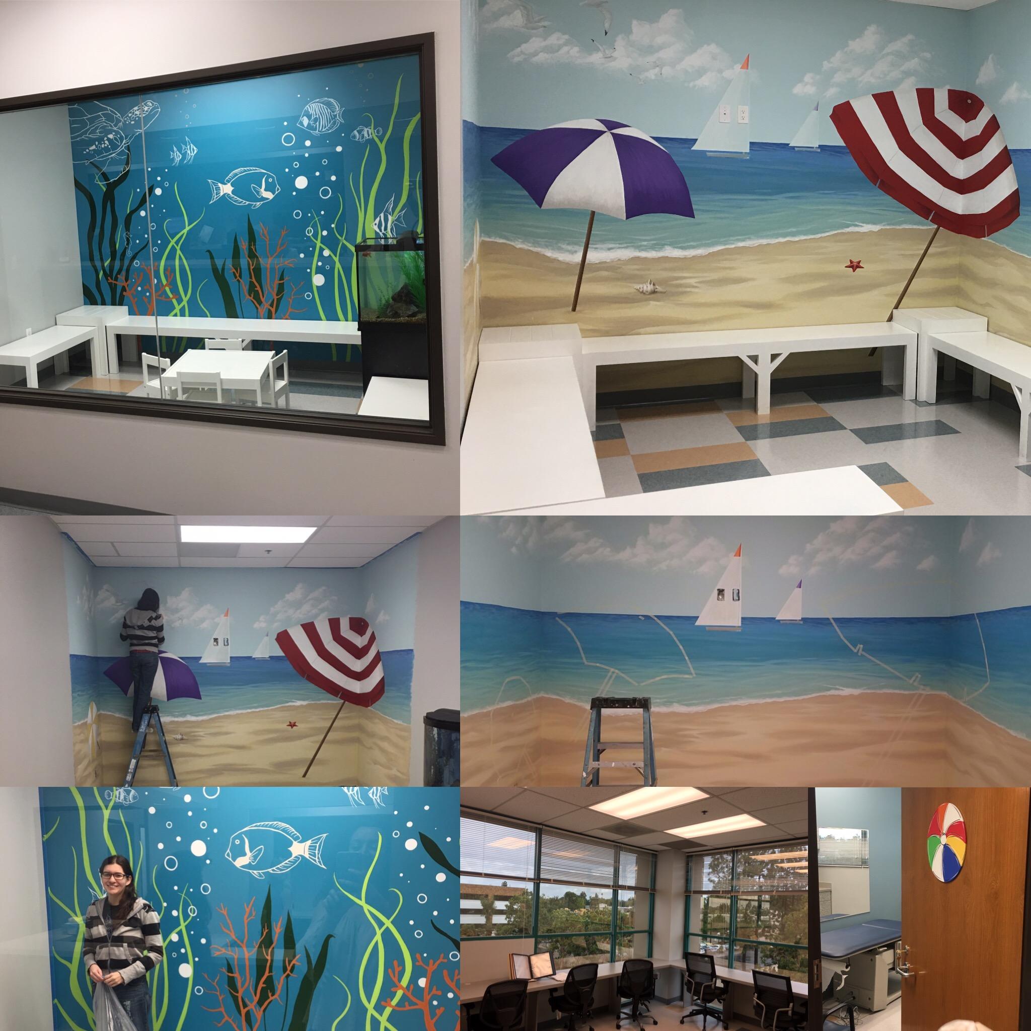 Huntington Memorial Children's Clinic, Pasadena Ca.