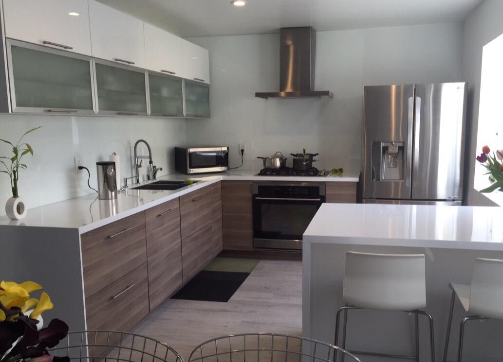 Modern Kitchen, Burbank, Ca.